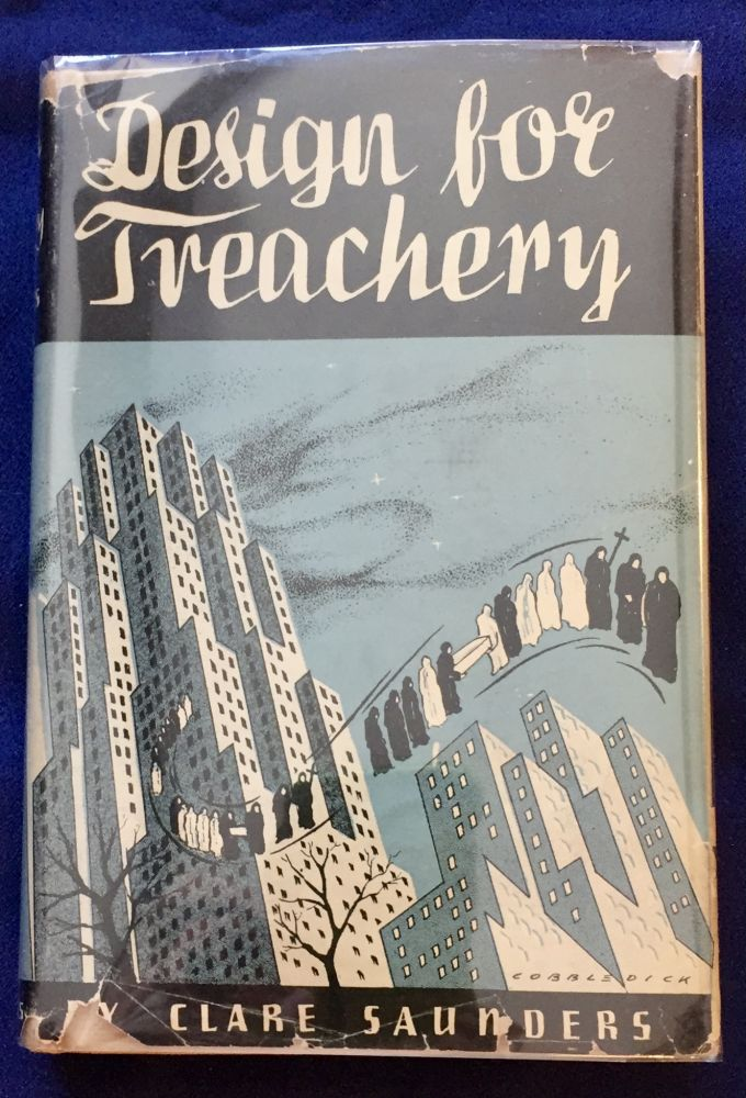 DESIGN FOR TREACHERY; By Clare Casler Saunders. Clare Saunders.