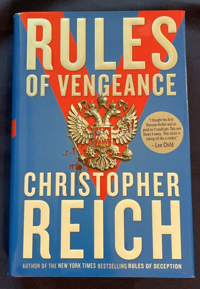 RULES OF VENGEANCE. Christopher Reich.