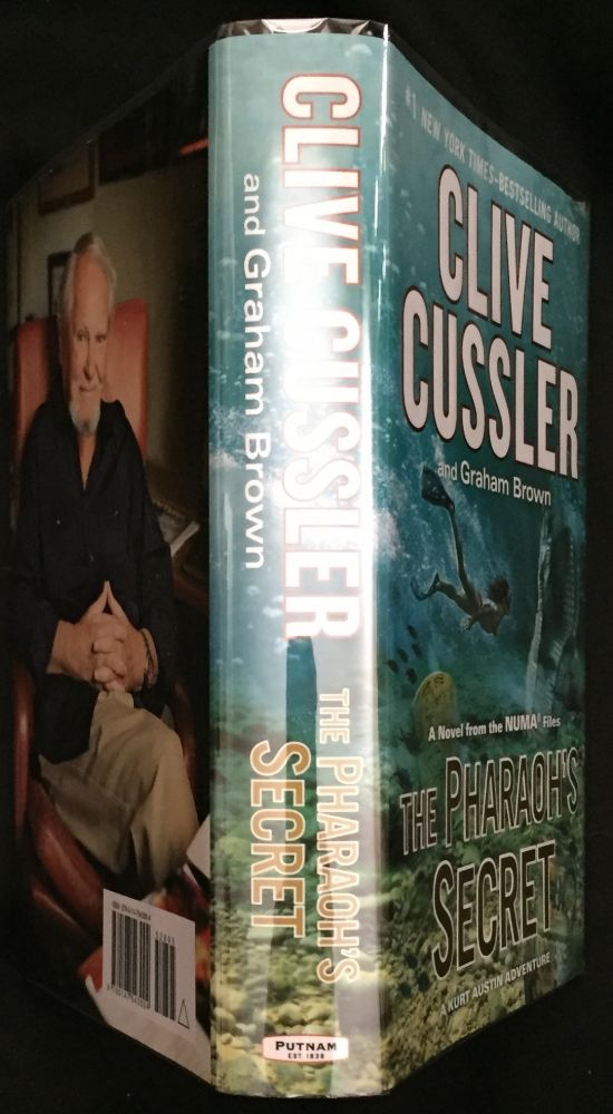 THE PHARAOH'S SECRET; A Novel from the NUMA Files. Clive Cussler, Graham Brown.