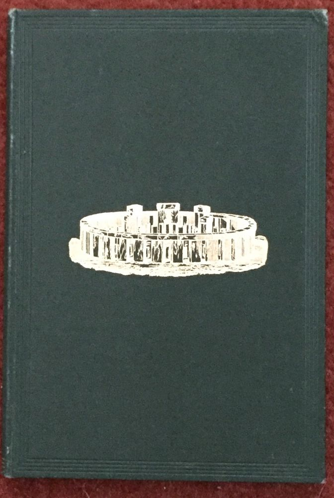 THE VISITORS ILLUSTRATED POCKET GUIDE to STONEHENGE and Salisbury Plane; with a copious index / by John Sprules of the university, Oxford. John Sprules.