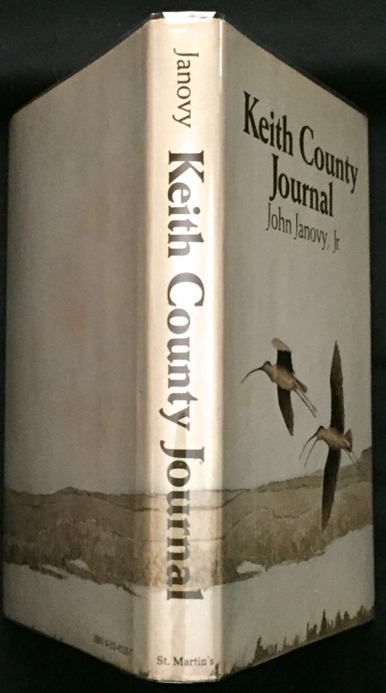 A KEITH COUNTY JOURNAL; with illustrations by the author. John Janovy Jr.