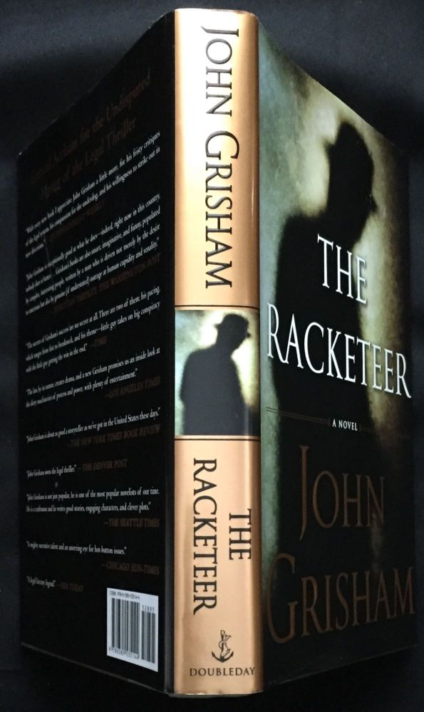 THE RACKETEER. John Grisham.