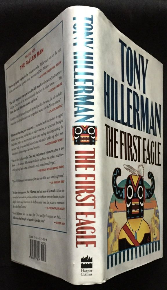 THE FIRST EAGLE. Tony Hillerman.