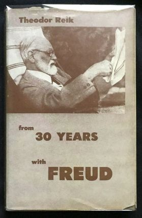 FROM THIRTY YEARS WITH FREUD; Translated by Richard Winston