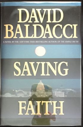 SAVING FAITH. David Baldacci