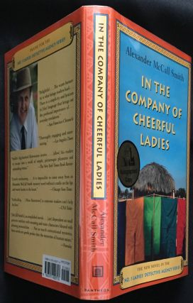IN THE COMPANY OF CHEERFUL LADIES; Alexander McCall Smith. Alexander McCall Smith