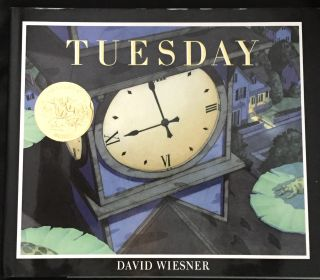 TUESDAY. David Wiesner