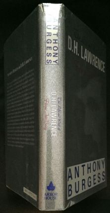 FLAME INTO BEING; The Life and Work of D. H. LAWRENCE