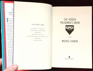 THE YIDDISH POLICEMEN'S UNION; A Novel