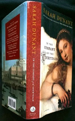IN THE COMPANY OF THE COURTESAN; A Novel