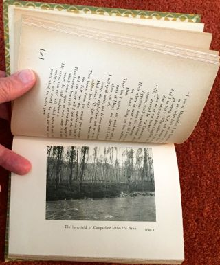 DANTE IN THE CASSENTINO [Tuscan Valley Weaving Region]; Illustrated with 28 photographs