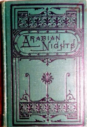 "THE THOUSAND AND ONE NIGHTS; or the Arabian Nights' Entertainments. Anonymous, ""Aladdin"""