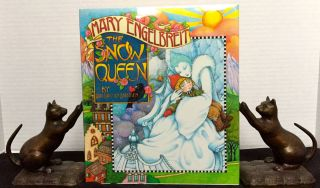 MARY ENGELBREIT'S THE SNOW QUEEN; Hans Christian Andersen. Hans Christian Andersen