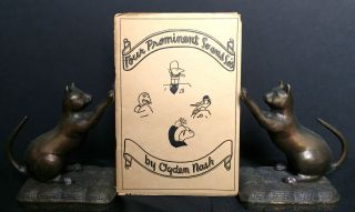 FOUR PROMINENT SO AND SO'S; Lyrics Ogden Nash Music Robert Armbruster Illustrations Otto...