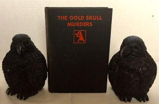 THE GOLD SKULL MURDERS. Fank L. Packard