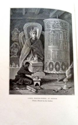 THE BUDDHIST PRAYING WHEEL; A Collection of Material Bearing Upon the Symbolism of the Wheel and Circular Movements in Custom and Religious Ritual