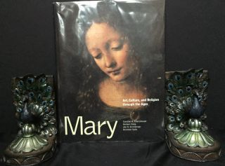 MARY; Art, Culture, and Religion through the Ages / Translated by Peter Heinegg. Herbert Haag...