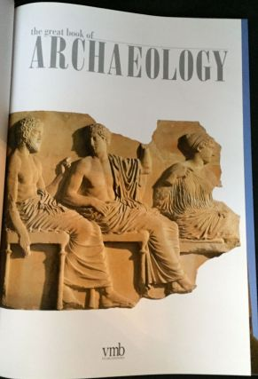 THE GREAT BOOK of ARCHAEOLOGY