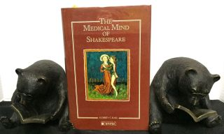 THE MEDICAL MIND OF SHAKESPEARE. Aubrey C. Kail