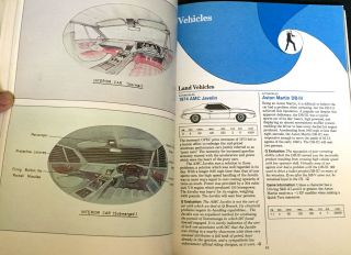 JAMES BOND 007; Role Playing In Her Majesty's Secret Service / The Complete Equipment Guide and Briefing Manual for Q Branch