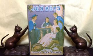 "JO'S BOYS / AND HOW THEY TURNED OUT; A Sequel to ""Little Men"" / Complete Authorized Edition...."