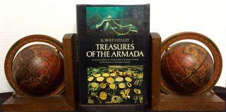 TREASURES OF THE ARMADA; The Exciting History of a Wrecked Ship of the Spanish Armada and the...