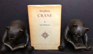 STEPHEN CRANE; [The American Men of Letters Series]. John Berryman