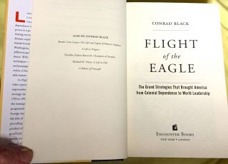 FLIGHT OF THE EAGLE; With an Introductory Note by Henry Kissinger