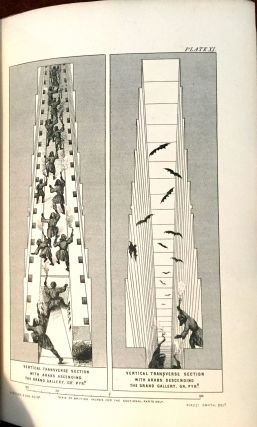OUR INHERITANCE IN THE GREAT PYRAMID; Including All the Most Important Discoveries up to the Time of Publication / With Twenty-Four Explanatory Plates / Giving Maps, Plans, Elevations, and Sections / by Piazzi Smyth, F.R.S.E., F.R.A.S., Astronomer Royal for Scotland
