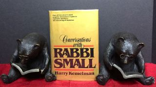 CONVERSATIONS WITH RABBI SMALL. Harry Kemelman