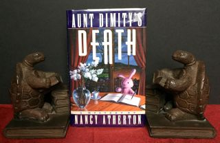 AUNT DIMITY'S DEATH; A Mystery by Nancy Atherton. Nancy Atherton