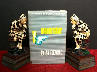 MOONRAKER; Ian Fleming. Ian Fleming