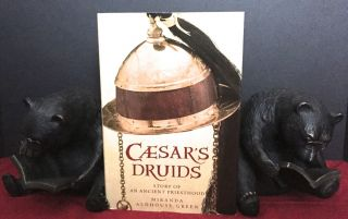 CAESAR'S DRUIDS; Story of an Ancient Priesthood. Miranda Aldhouse-Green
