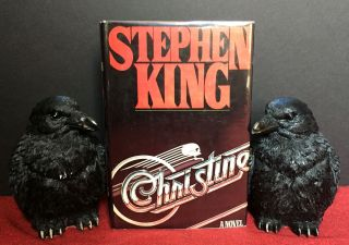 CHRISTINE. Stephen King.