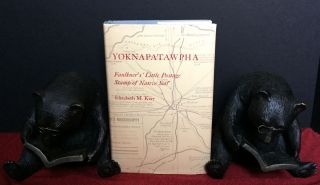"YOKNAPATAWPHA; Faulkner's ""Little Postage Stamp of Native Soil"" Elizabeth M. Kerr"