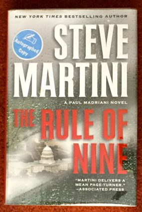 THE RULE OF NINE. Steve Martini