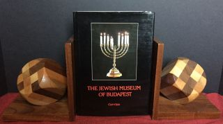 THE JEWISH MUSEUM OF BUDAPEST; Translated from the Hungarian by Joseph W. Wiesenberg. Ilona...
