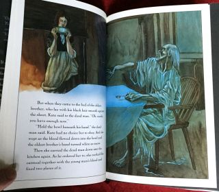 KATE CULHANE; A Ghost Story / Illustrated by Michael Hague