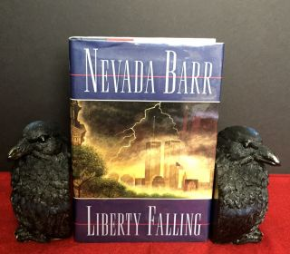 LIBERTY FALLING. Nevada Barr