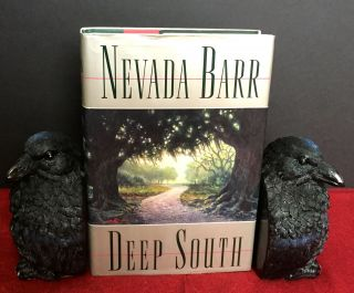 DEEP SOUTH. Nevada Barr