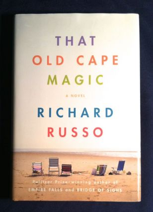 THAT OLD CAPE MAGIC; a novel. Richard Russo