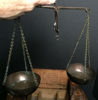 Apothecary Scales 18th century