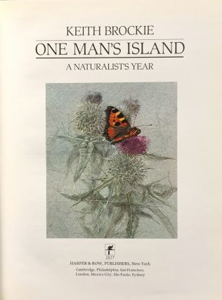 One Man's Island; A Naturalist's Year