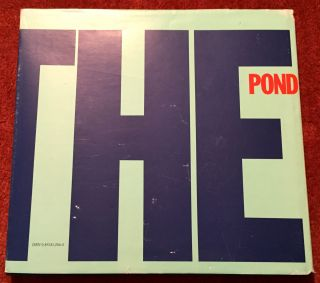 The Pond. Photography, John Gossage