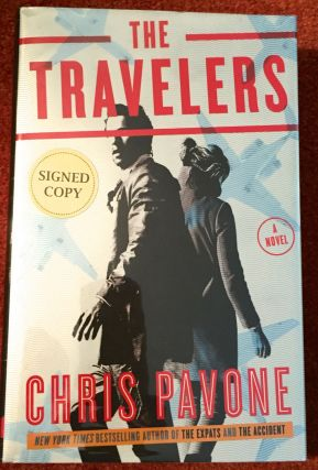 The Travelers; a novel. Chris Pavone.