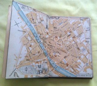 FLORENCE; Revised by St. Clair Baddeley / Sixth Edition / With Thirty-Two Illustrations