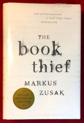 The book thief. Markus Zusak.