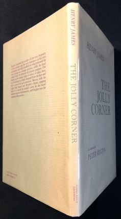 The Jolly Corner; Illustrated by Peter Milton