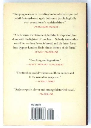 THE LAMBS OF LONDON; a novel