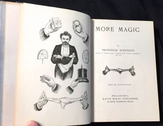MORE MAGIC; with 140 Illustrations
